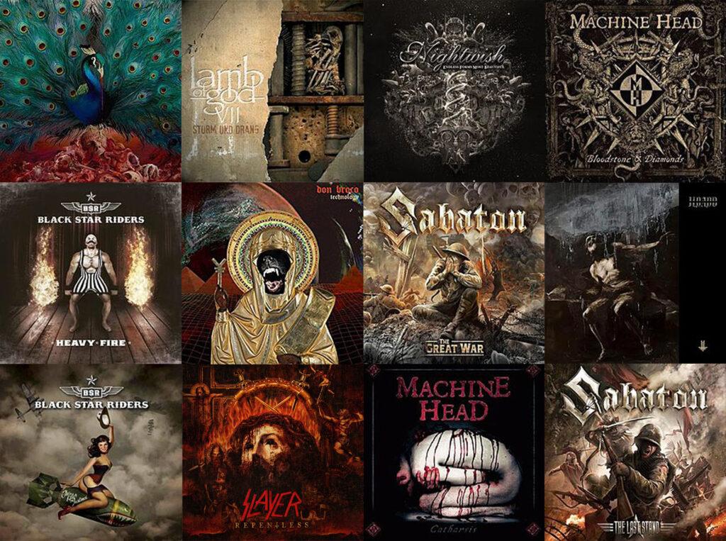 Albums Artwork